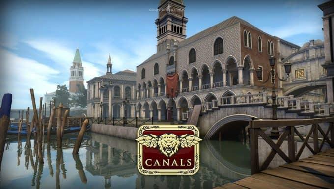 Путешествуйте по de_canals