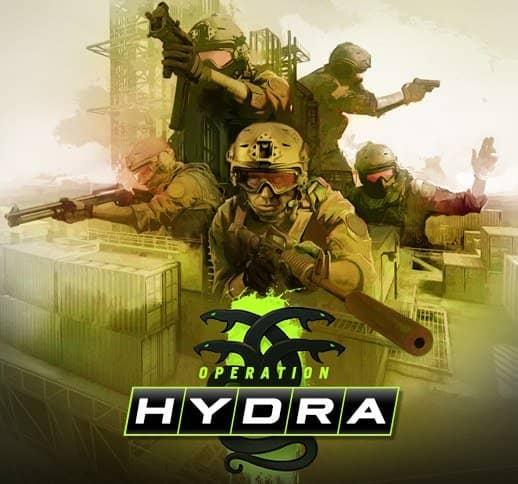 Новая операция Hydra [Гидра]