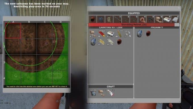 Режим PUBG в CS:GO - Battleroyale (Go4TK)
