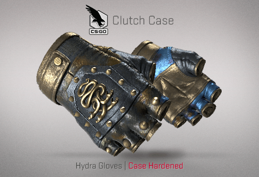Скины/оружие из Clutch Case