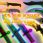 Обзор ножей в CS GO