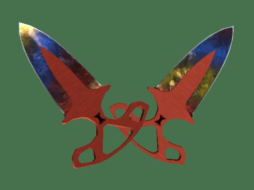 Shadow Daggers (Тычковые ножи)