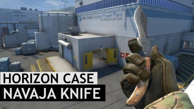 Наваха нож кс го 3