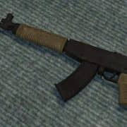 АК-47 - Zero Three модель оружия CS:S