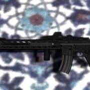 UAR-556 модель оружия CS:S