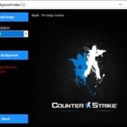 Программа Background Maker 1.2 для CS:1.6