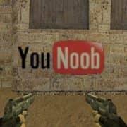 Спрей YouNoob для CS:1.6