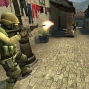 Стандартные звуки оружия для CS:S