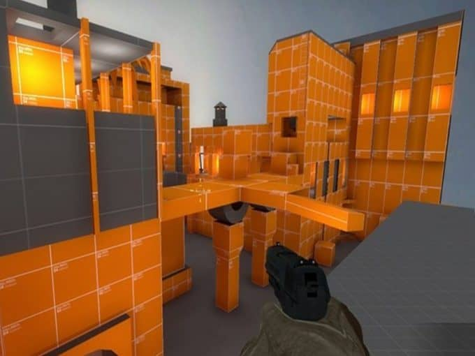 Aim Ag Texture City Advanced карта Csgo