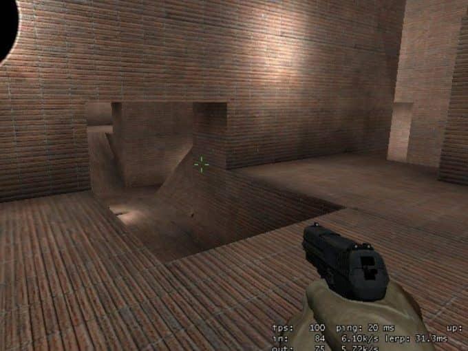 Aim Vision2 карта Csgo