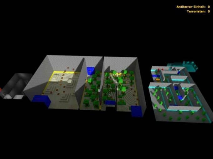 Карта Bhop Lego V1 Для Css