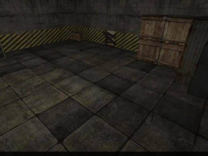 Zm Survival Underground карта Cs1.6