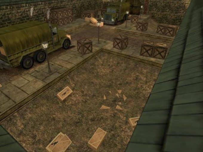 Aim Storm2 карта Cs1.6