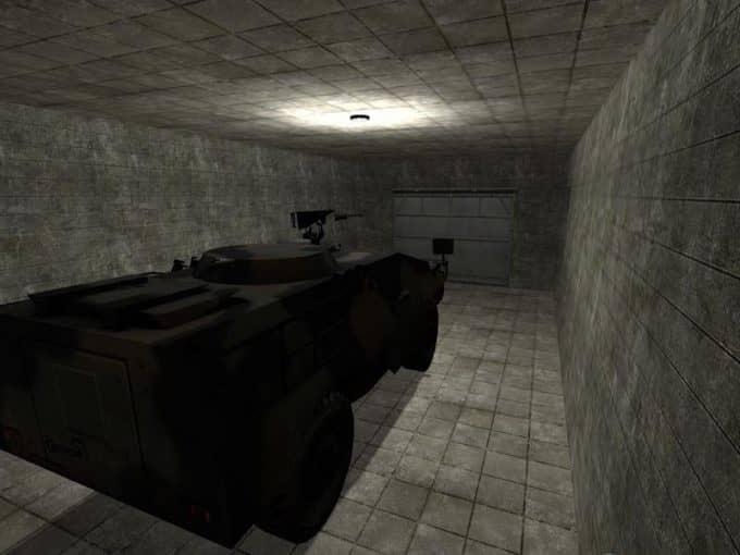 Ba Jail Exile Beta3 карта Css