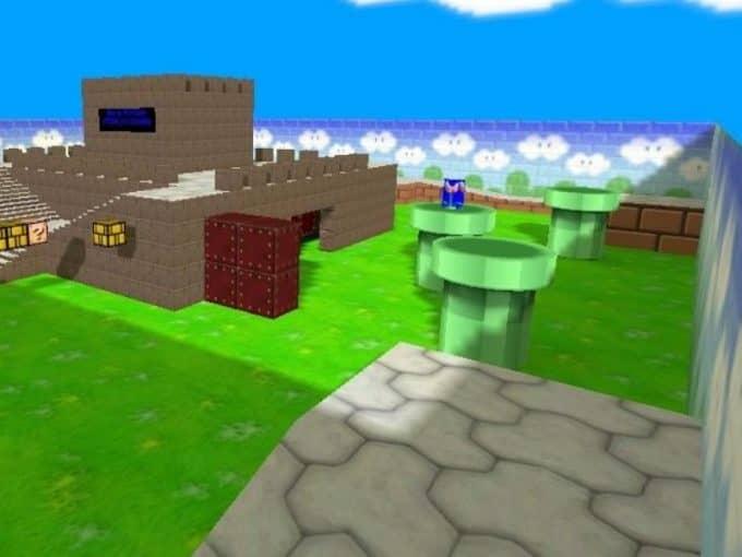 Gg Js Mario карта Cs1.6