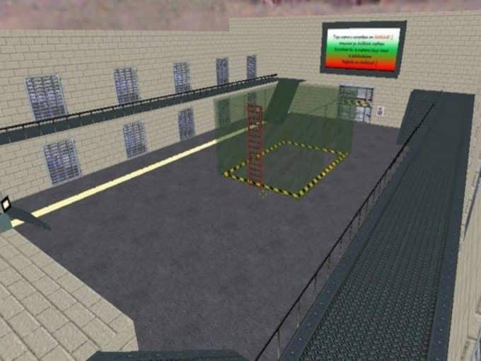 Jail Foxriver карта Cs1.6