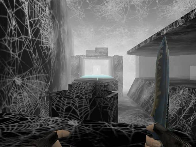 Deathrun Absolute Spider карта Cs1.6