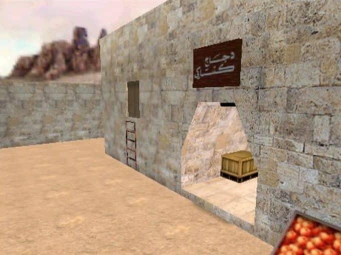 Galil Iraq карта Cs1.6