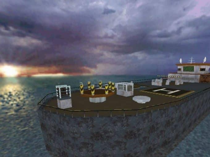 Jail Ship B1 карта Cs1.6