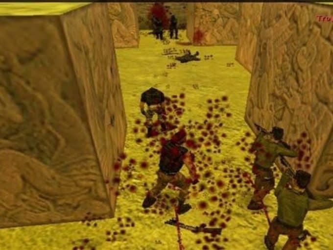 Shot Aztec Close карта Cs1.6