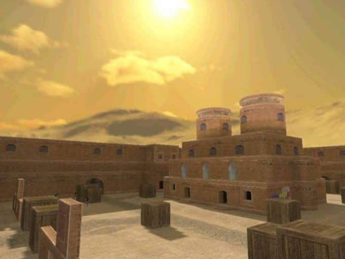 Awp Arabia карта Cs1.6