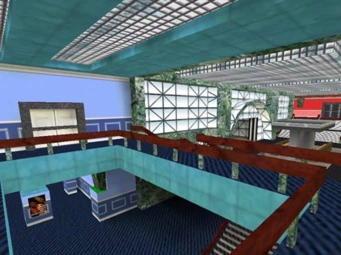 Convention Center карта Cs1.6