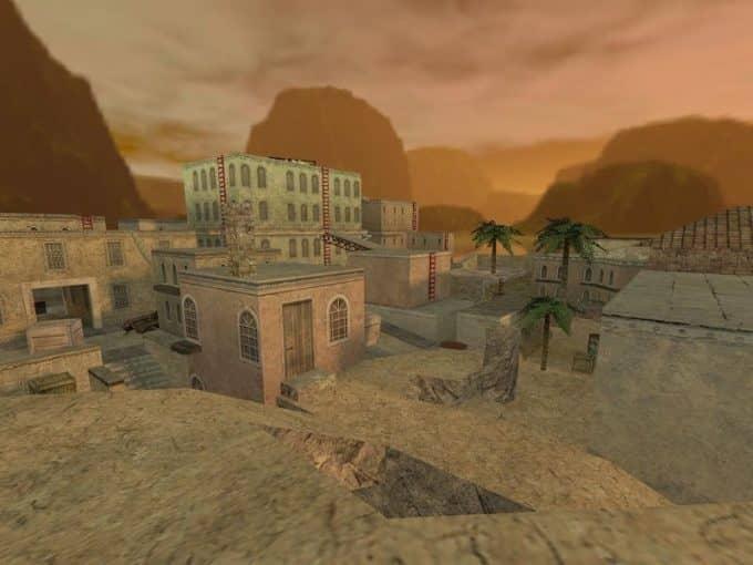 Rayish Sunset карта Cs1.6