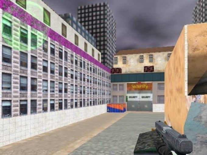 Gg City карта Cs1.6
