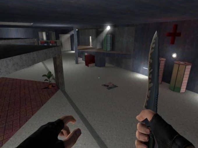 Jail Interior Zz V1 1 карта Cs1.6