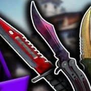 Дешевые ножи в кс го / до 5000 рублей