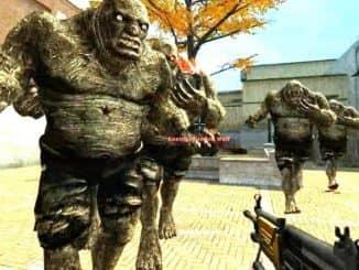 Зомби ксс режим 2