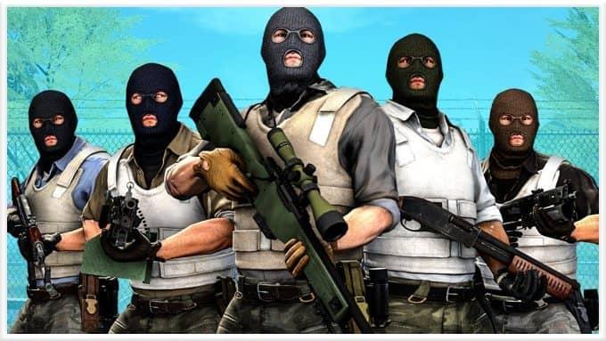 Террористы в кс го