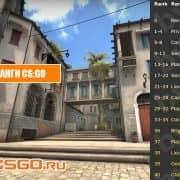 Приватный ранг в CS:GO