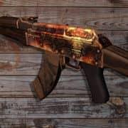 AK-47-Outlaw Модель CS:GO