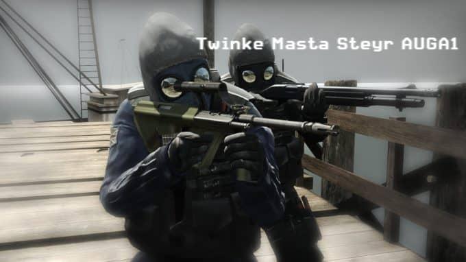 Twinkie Masta AUGA1 Модель CS:GO