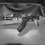 Worn-out AK47 Модель CS:GO