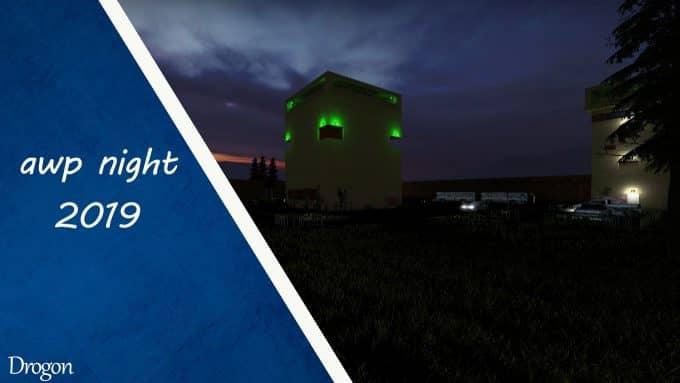awp night 2019 карта CS:GO