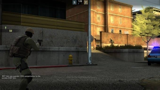 cs_siege карта CS:GO