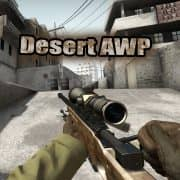 Desert Awp Модель CS:GO