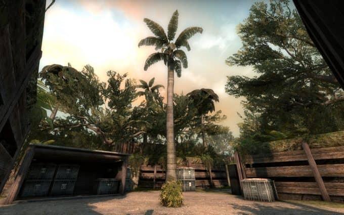 Isle (Wingman) карта CS:GO