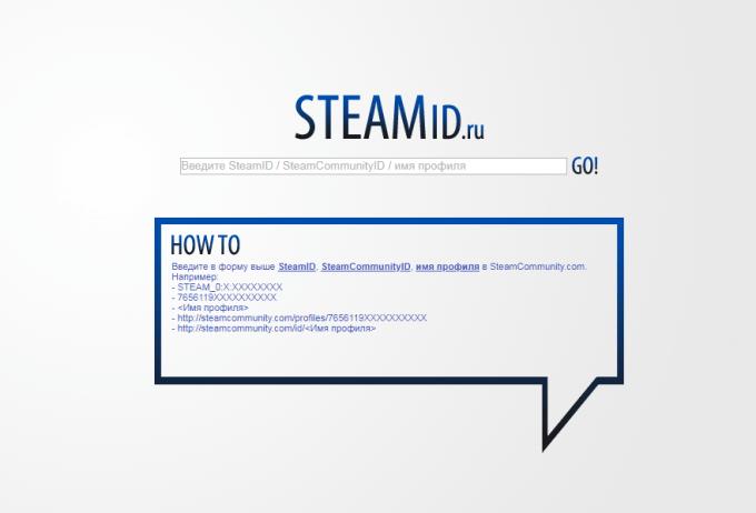 steamid