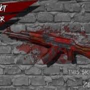 AK47-Nice Shot Модель CS:GO