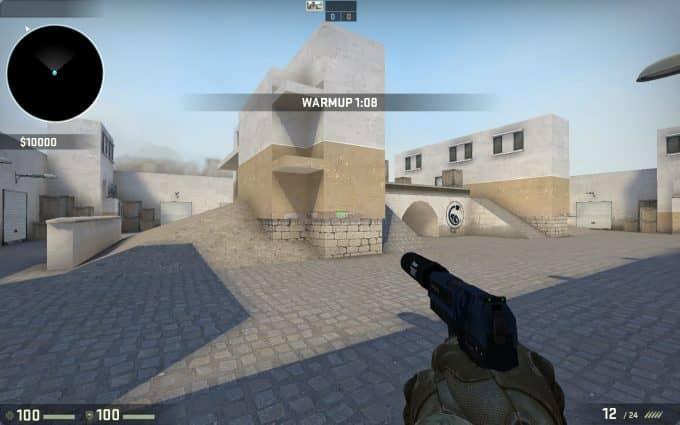 am_challenge2 карта CS:GO