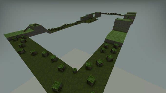 bhop_grassworld карта CS:GO