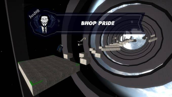 bhop_pride карта CS:GO