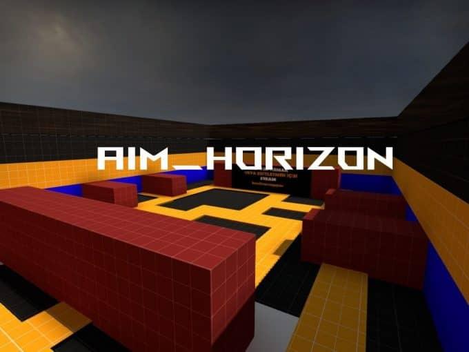Horizon [Aim] карта CS:GO
