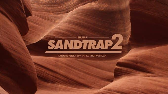 surf_sandtrap2 карта CS:GO