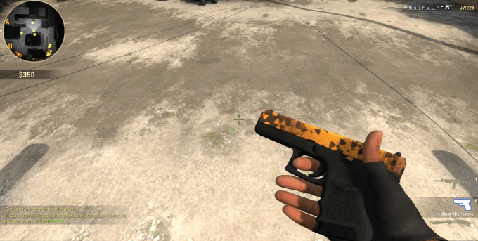 Glock-18 кс го 2