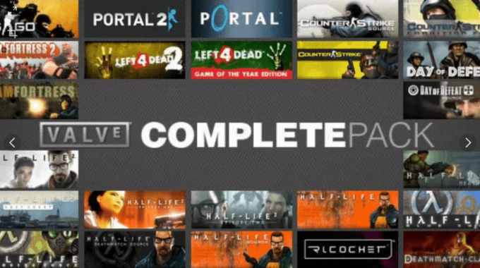 Valve Complete Pack 2