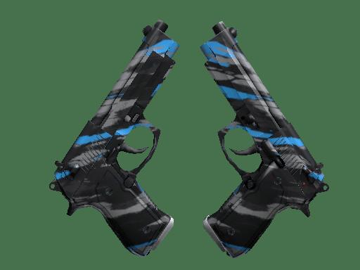 Dual Berettas кс го 1